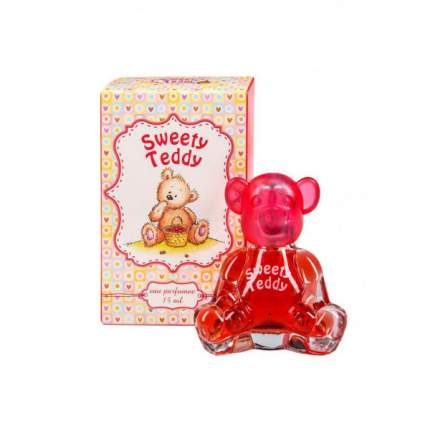 Душистая вода для детей Понти Парфюм Sweety Teddy, 15 мл