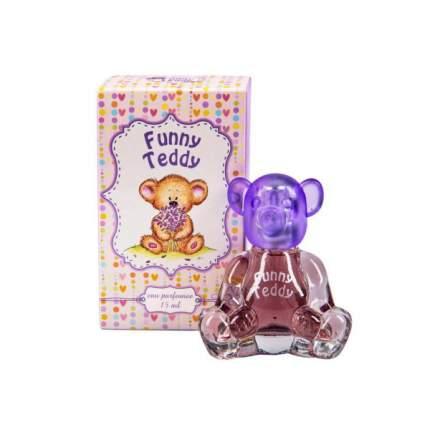 Душистая вода для детей ПонтиПарфюм Funny Teddy, 15 мл