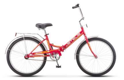 """Велосипед Stels Pilot 710 Z010 2018 16"""" crimson"""