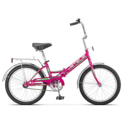 """Велосипед Stels Pilot 310 Z011 2018 13"""" малиновый"""
