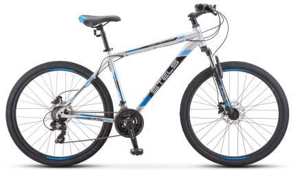 "Велосипед Stels Navigator 700 D F010 2020 17.5"" grey/blue"