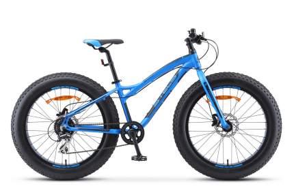 """Велосипед Stels Aggressor D 24 V010 2019 13.5"""" blue"""