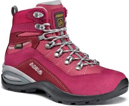 Ботинки Asolo Hiking Enforce Gv Jr Red Bud/Oxblood, р. 35