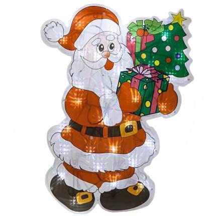 Световое панно Snowmen Дед Мороз Е96356460 46х35 см