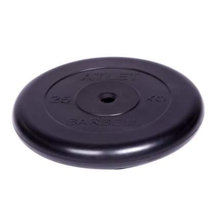 Диск для штанги MB Barbell AtletB 25 кг, 31 мм