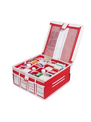 Аптечка домашняя Все на местах Comfort 32х32х16 см, 30 ячеек