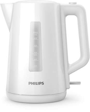 Чайник электрический Philips HD9318/00 White