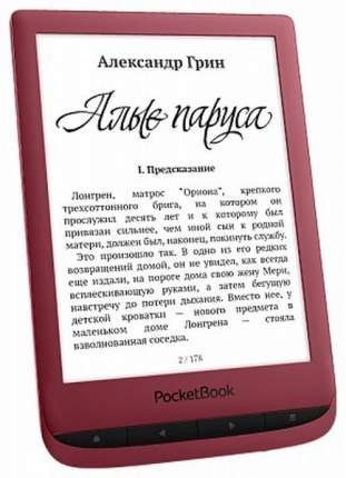 Электронная книга PocketBook 628 Red