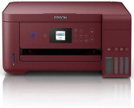 Струйное МФУ Epson L4167