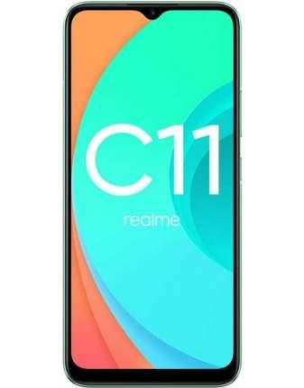 Смартфон Realme C11 2+32GB Mint Green (RMX2185)