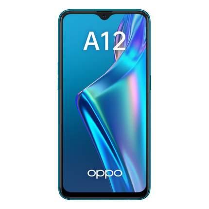 Смартфон Oppo A12 3+32GB Blue (CPH2083)