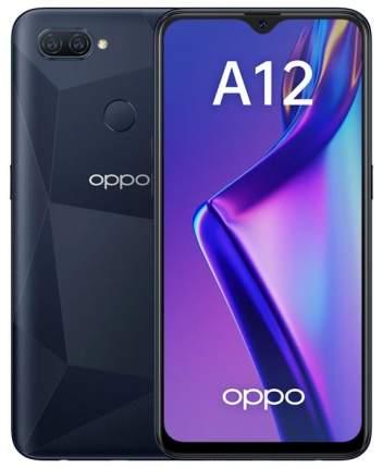 Смартфон Oppo A12 3+32GB Black (CPH2083)