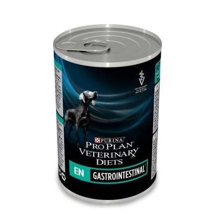 Влажный корм для собак Pro Plan Veterinary Diets Gastrointestinal EN, 12шт, 400г