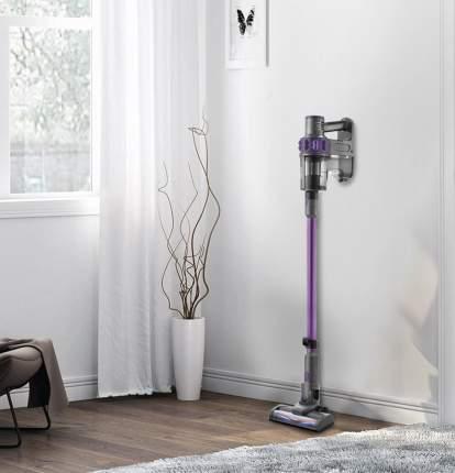 Вертикальный пылесос Kitfort КТ-573 Purple