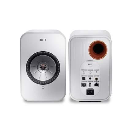 Беспроводная акустика KEF LSX White