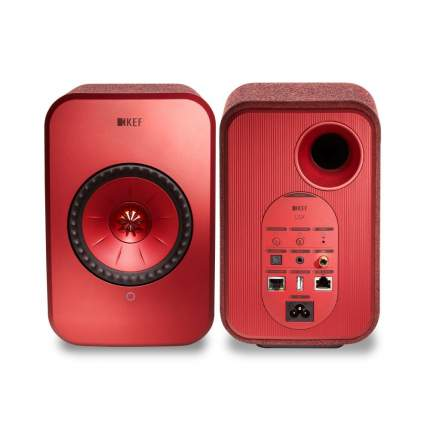 Беспроводная акустика KEF LSX Red