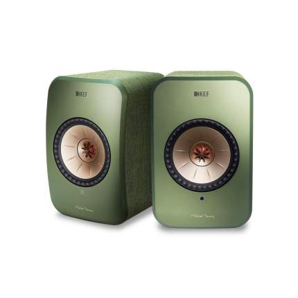 Беспроводная акустика KEF LSX Green