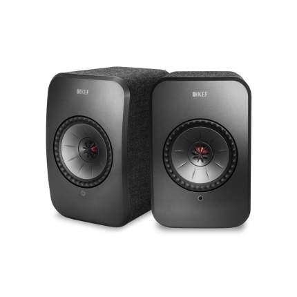 Беспроводная акустика KEF LSX Black