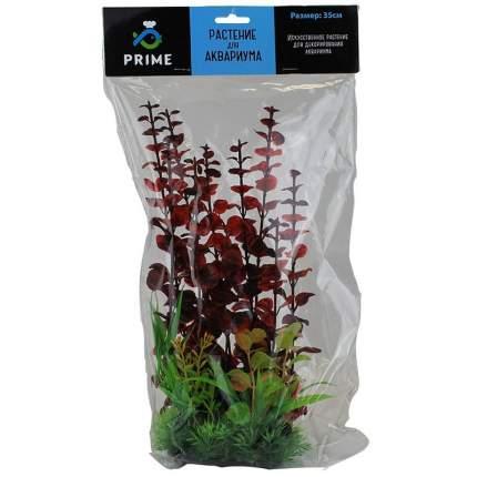 Искусственное растение для аквариума Prime Z1405, композиция из пластиковых растений, 30см