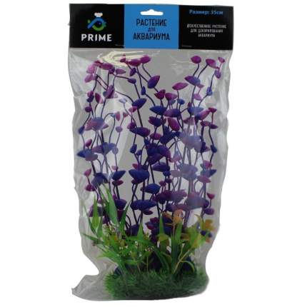 Prime Z1401 композиция из пластиковых растений для аквариума 30 см