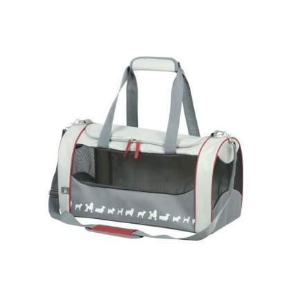 Nobby Timor переноска-сумка, серая 52х30х30 см