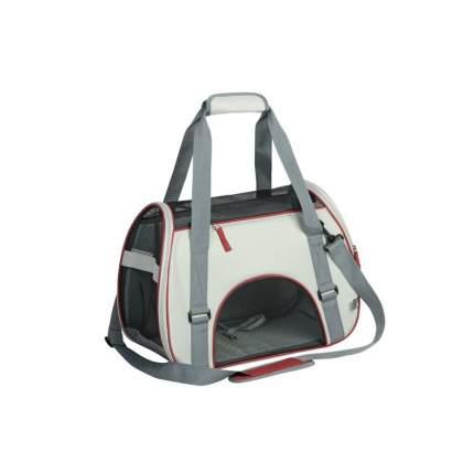 Nobby Alor переноска-сумка, серая 40х20х33 см
