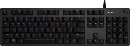 Клавиатура Logitech G512 Carbon GX Brown (920-009351) Black