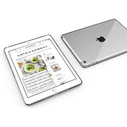 Чехол RE:PA для Apple iPad 10.2 (2019) Transparent