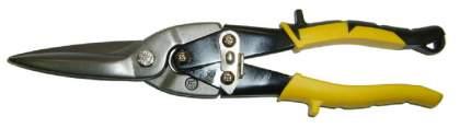 Ножницы по металлу пряморежущие 300мм CrV (желтые) Skrab 24041