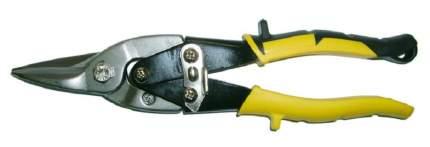 Ножницы по металлу пряморежущие 250 мм CrV (желтые) Skrab 24011
