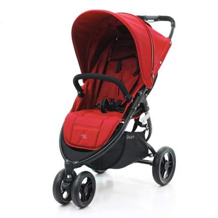 Прогулочная коляска Valco Baby Snap Fire red