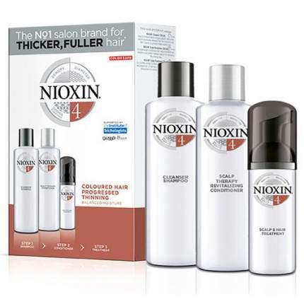 Набор для ухода за волосами NIOXIN система 4 150+150+40 мл