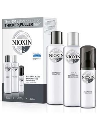 Набор для ухода за волосами NIOXIN система 2 300+300+100 мл