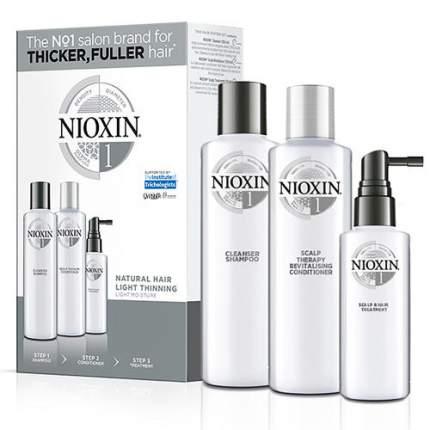 Набор для ухода за волосами NIOXIN система 1 150+150+50 мл