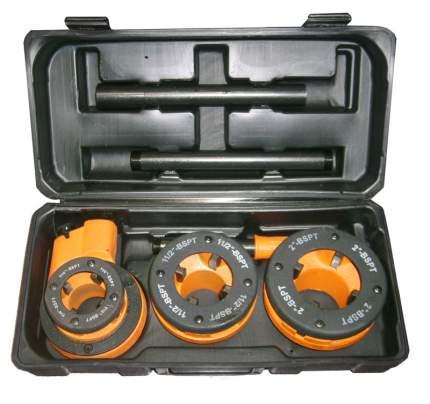 Набор для нарезания трубной резьбы (клупп) 5пр. Skrab 33944