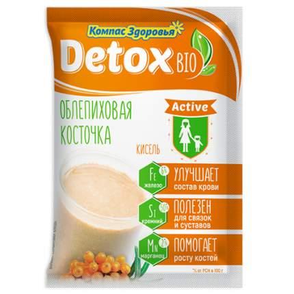 """Кисель detox bio Active """"Облепиховая косточка"""" Компас здоровья 25 г"""
