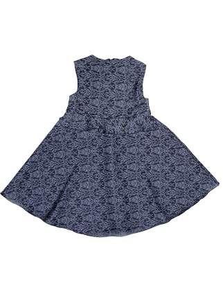 Сарафан Viva Baby D6504-4 Темно-синий р.104