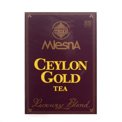 Чай зеленый Mlesna с ароматом саусэпа Евро-Скан Экспорт 50 пак*2г Шри-Ланка