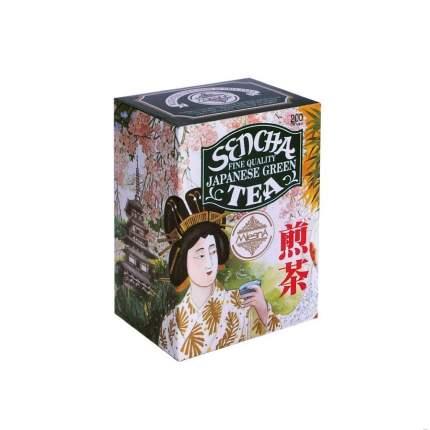 Чай зеленый Mlesna Sencha Japanese Green Тea, 200г Шри-Ланка