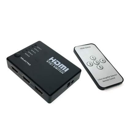 HDMI переключатель Espada HSW0501S Black
