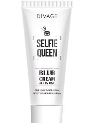 Основа под макияж Divage selfie queen blur cream
