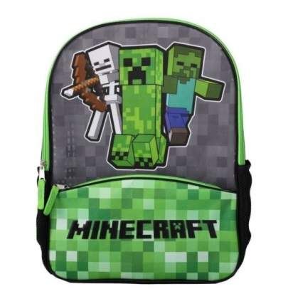 Рюкзак детский Bioworld Minecraft Creeper Kids