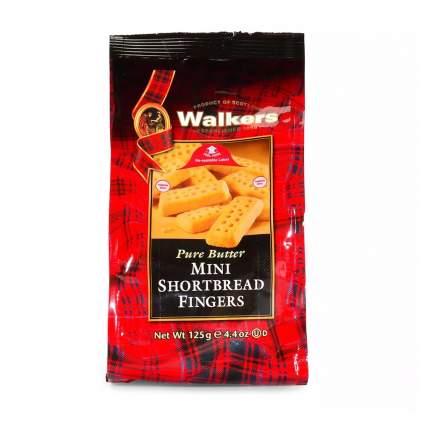 Мини-печенье Walkers Пальчики песочное 125 г Великобритания