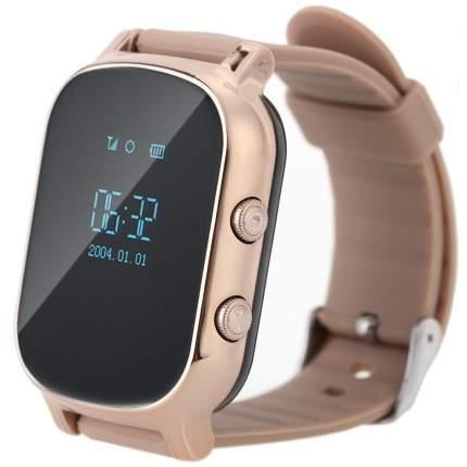 Детские смарт-часы Smart Baby Watch GW700 Gold/Gold