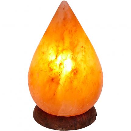 Солевая лампа «Капля» (3-4 кг)