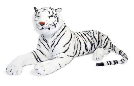 Мягкая игрушка Белый Тигр, 170х51 см