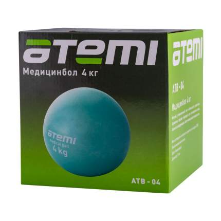 Медицинбол Atemi, 4000 г