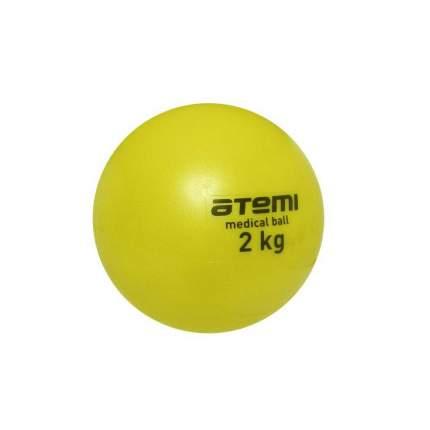 """Медицинбол """"Atemi"""", 2000 г"""