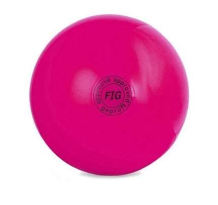 Мяч Fig GC 01 360113, розовый, 19 см