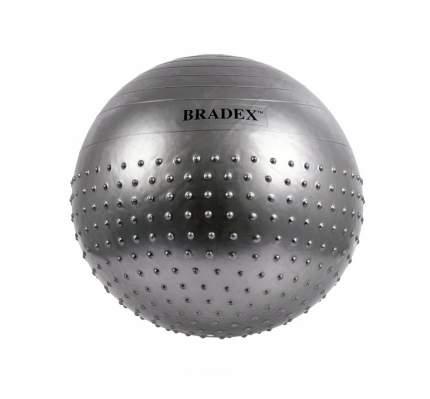 """Мяч для фитнеса """"Фитбол-65"""", полумассажный"""